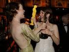Estatuetas de brinquedo fazem a alegria de derrotados no Oscar