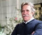 José de Abreu, o Gibson de 'A regra do jogo' | TV Globo