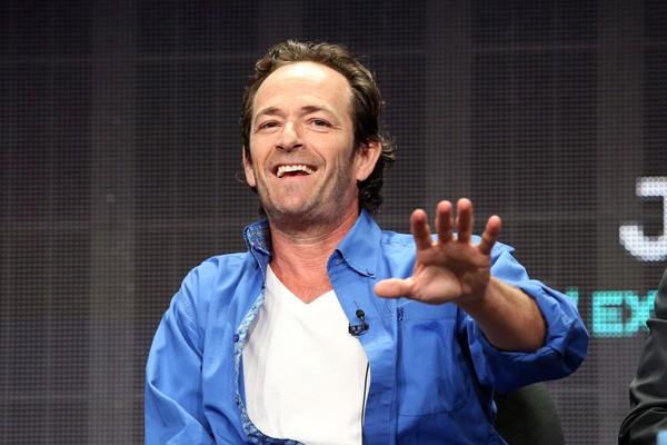 O ator Luke Perry (Foto: Getty Images)