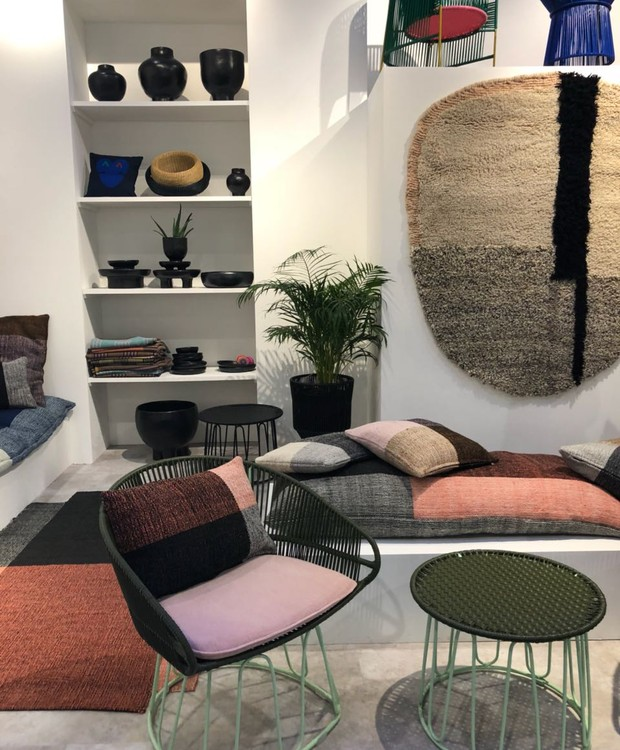 os destaques da maison objet 2018 casa e jardim design. Black Bedroom Furniture Sets. Home Design Ideas