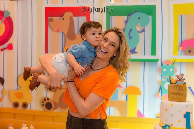 Fernanda Gentil (Foto: Rebeca Penna Firme/ Divulgação)