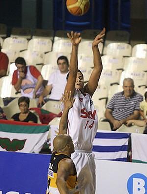 Basquete Lucas Dias Pinheiros (Foto: FIBA)