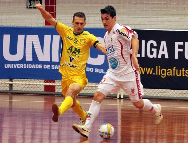 Atlântico Erechim Assoeva Liga Futsal (Foto: Divulgação/Atlântico)