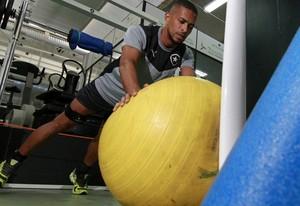 Luis Ricardo, Botafogo (Foto: Vitor Silva/SSPress/Botafogo)