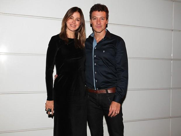Rodrigo Faro e Vera Viel em festa em São Paulo (Foto: Manuela Scarpa/ Foto Rio News)