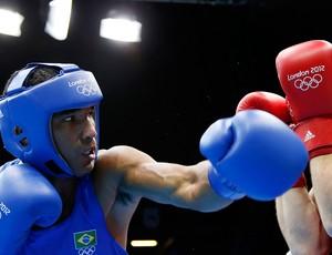 Esquiva, Boxe (Foto: Agência AFP)