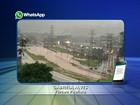 Chuva provoca danos nas regiões de Sorocaba e Jundiaí