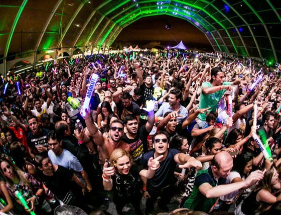O Rio Music Carnival contará com renomados DJs da cena eletrônica internacional na Maria da Glória   (Foto: Divulgação)