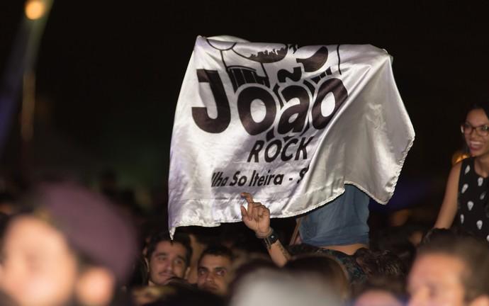 João Rock 2016 espera 50 mil pessoas neste sábado (16) (Foto: Érico Andrade/G1)