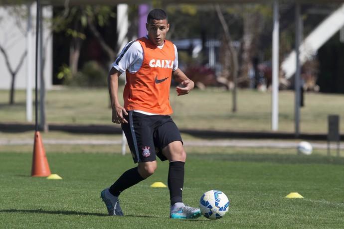 Guilherme Arana Corinthians (Foto: Daniel Augusto Jr/Agência Corinthians)