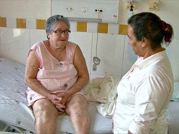 Pacientes serão atendidos até sexta-feira (3) em mutirão de cirurgias  (Foto: Reprodução/TV Acre)