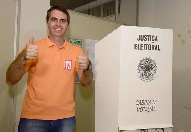 Marcus Alexandre, candidato em Rio Branco (Foto: Reprodução/Facebook/Marcus Alexandre)