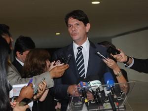 Cid Gomes (Foto: José Cruz/ABr)