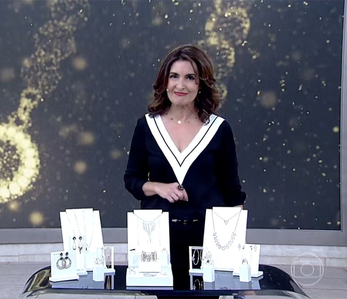 Fátima mostra como a Rommanel muda a vida de suas consultoras (Foto: TV Globo)