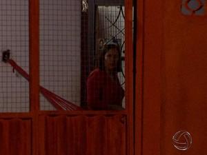 Primeira Dama da prefeitura de Jaraguari (Foto: Reprodução/TV Morena)