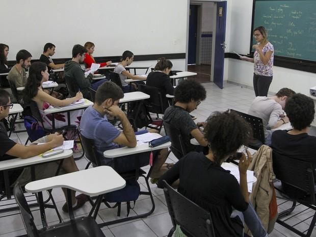 Em 2016, a Unila, em Foz do Iguaçu, recebeu 9.057 inscrições pelo Sistema de Seleção Unificada (Sisu) (Foto: Unila / Divulgação)