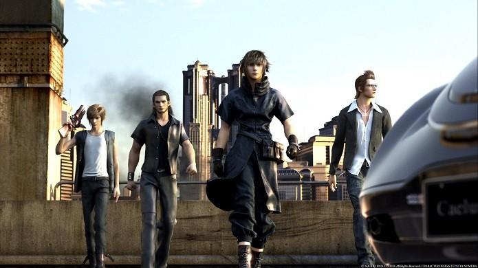 Final Fantasy XV: Demo terá conteúdo para 3 a 4 horas de jogo. (Foto: Divulgação)