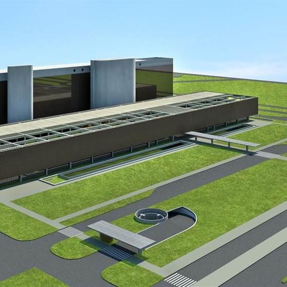 Câmara dos Deputados vai ter maquete para representar sua ampliação   (Foto: Reprodução)