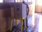 Votação é considerada tranquila no maior colégio eleitoral do leste de MG