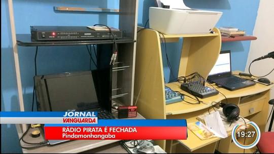 Pastores são detidos após polícia estourar rádio pirata em Pinda, SP