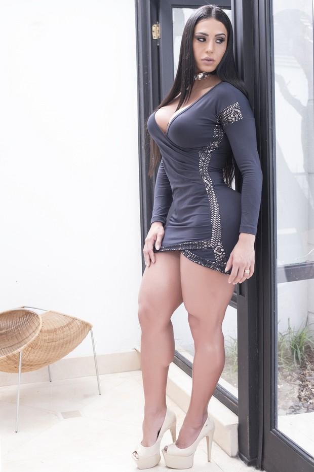 Gracyanne Barbosa (Foto: wellignton Santos/Mafia Brasileira/R2assessoria)