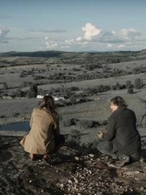 Região da Campanha é cenário do filme 'Animal' (Foto: Reprodução)