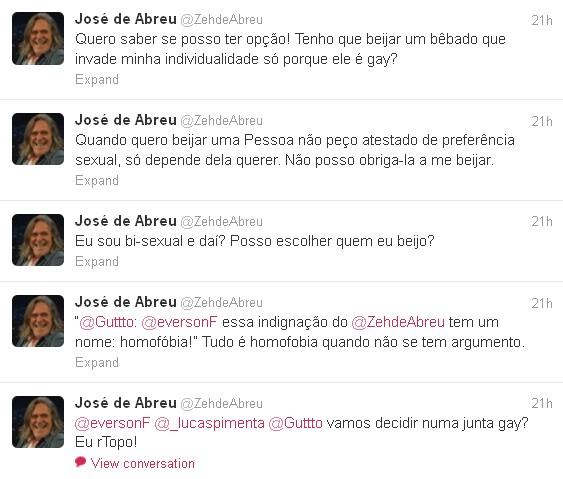 Jose de Abreu (Foto: Twitter/Reprodução)