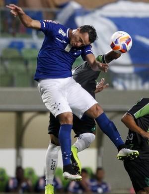 Leandro Damião, atacante do Cruzeiro (Foto: Washington Alves/Light Press/Cruzeiro)