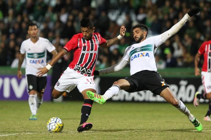 Rogério São Paulo (Foto: Rubens Chiri - site oficial do SPFC)
