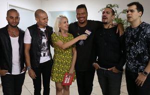Sorriso Maroto revela intimidades do grupo depois de confinamento para gravar novo álbum