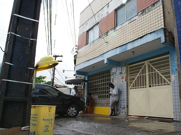 Escola 29 de Março (Foto: Egi Santana/G1)