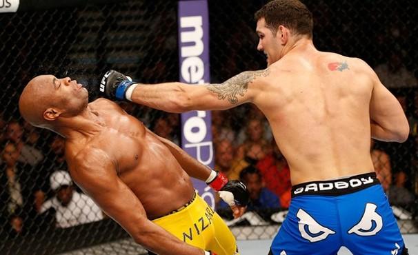Americano venceu o brasileiro por nocaute (Foto: Getty Images)