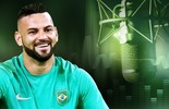 Convocado para Seleção, Weverton vira samba no Acre; vídeo (Editoria de arte)