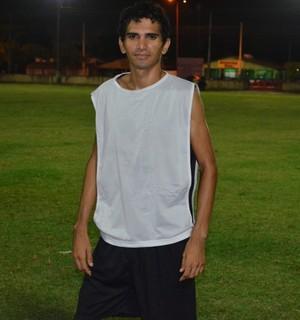 Jackson Cicareli, diretor técnico do Rio Negro-RR (Foto: Nailson Wapichana)