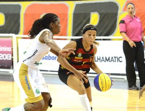 Basquete, Adriana, Sport x Americana, LBF (Foto: Chico Peixoto / Agência Estado)
