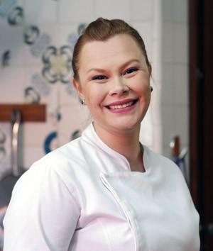 Isadora Becker, do Gastronomismo, para Receitas que brilham (Foto: Frederico Leonardo Dora)