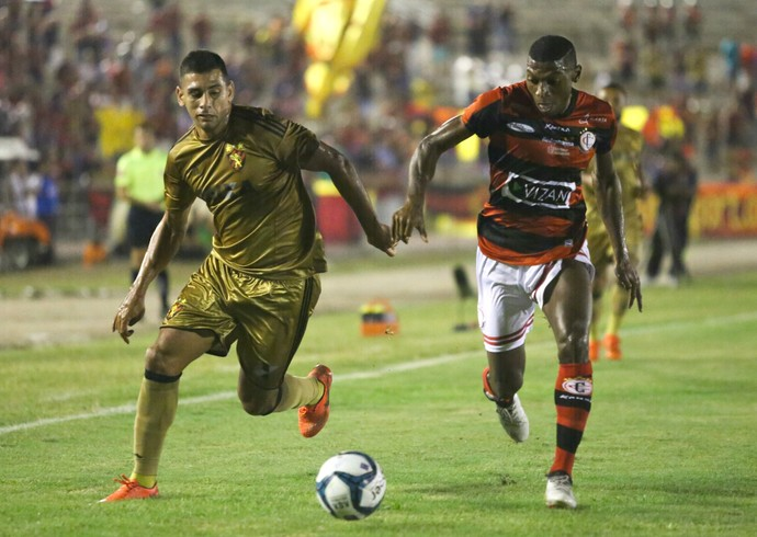 Campinense x Sport Copa do Nordeste (Foto: Williams Aguiar / Sport Club do Recife)