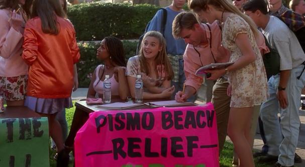 """Cena de """"Patricinha de Beverly Hills"""" (Foto: Divulgação)"""