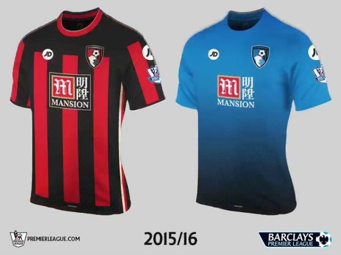 Bournemouth Premier League Retrô