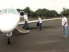 Turbinas do avião que levava Campos passam por perícia em Sorocaba