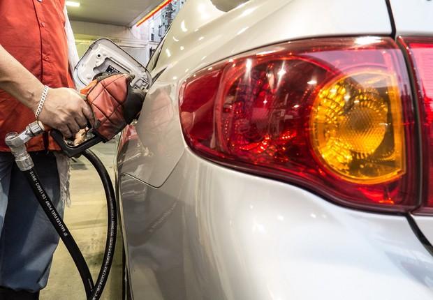 combustível ; etano ; gasolina ; shell (Foto: Rafael Neddermeyer/ Fotos Públicas)