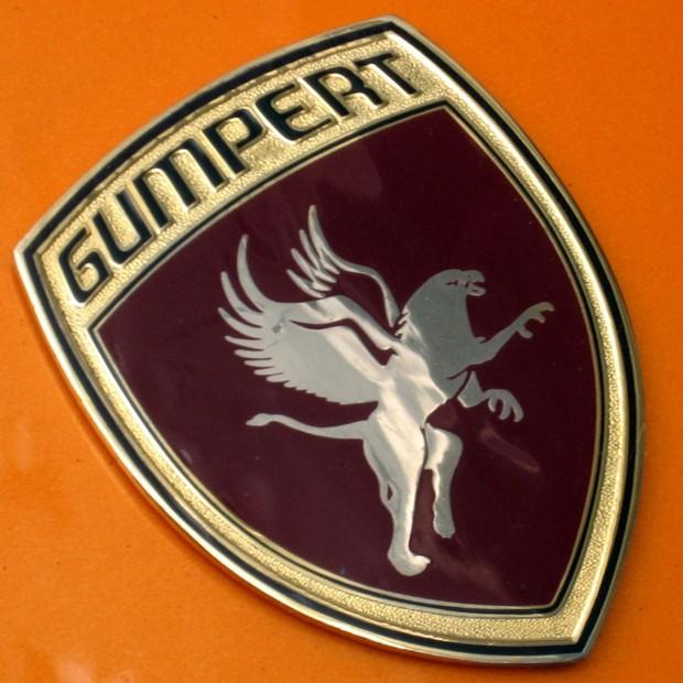 Logo Gumpert (Foto: Reprodução/Facebook)