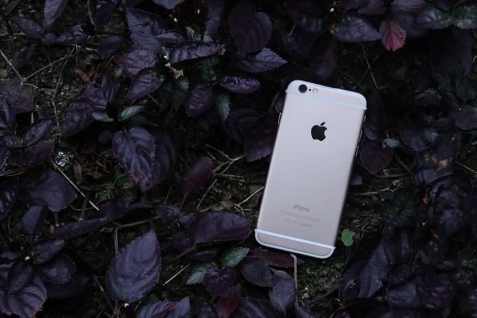 iPhone 6 capa (Foto: Lucas Mendes/TechTudo)