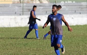 Novo reforço do Azulão, Pretinho sonha em marcar pela Copa do Brasil