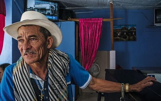 Dom Jairo Munoz (Foto: Frederico Rios Escobar/ Época )
