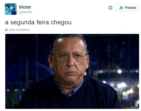 meme primeiro fim de semana olimpíadas 14 (Foto: Reprodução/Twitter)