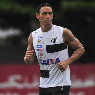 Ricardo Oliveira - Santos (Foto: Ivan Storti/Santos FC)