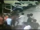 Polícia faz buscas por pessoas que agrediram vendedor de gelo no Rio
