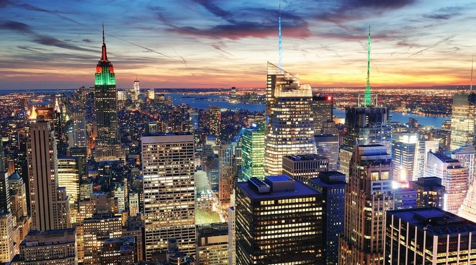 Nova York (Foto: Shutterstock)