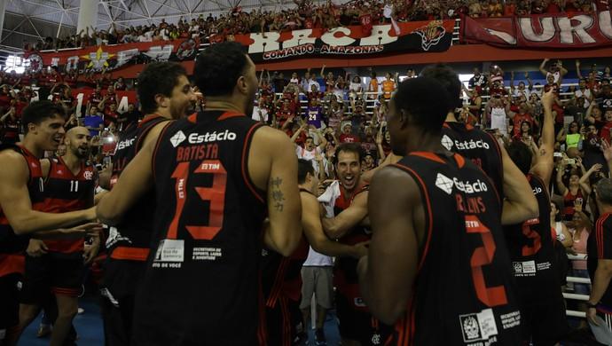Flamengo x Vasco - basquete NBB Manaus (Foto: Fotojump)